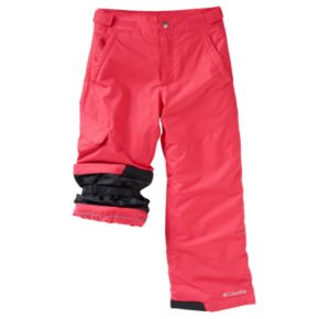 Girls 4-16 Columbia OUTGROWN Sled Now Talk Later Snow Pants