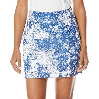 Women's Grand Slam Performance Printed Golf Skort