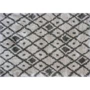KAS Rugs Delano Elements Lattice Shag Rug - 3'3'' x 5'3''