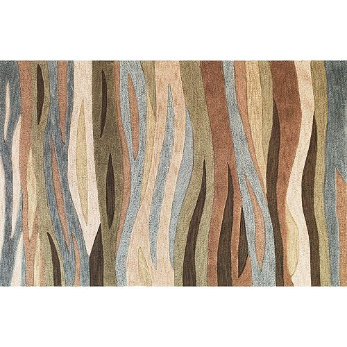 KAS Rugs Milan Breeze Wave Rug - 3'3'' x 5'3''