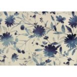 KAS Rugs Reflections Watercolors Floral Rug - 2'7'' x 4'11''