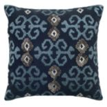Rizzy Home Ribbon Throw Pillow