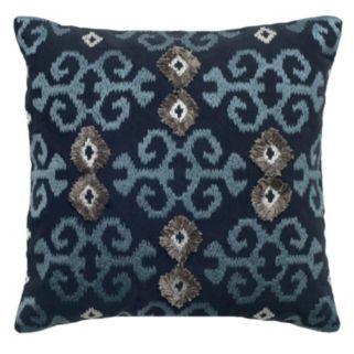 Rizzy Home Ribbon Throw Pillow