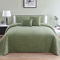 VCNY Marley 5 pc Bedspread Set