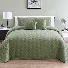 VCNY Marley 5 pc Bedspread Set