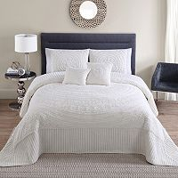 VCNY Hilltop 5-piece Bedspread Set