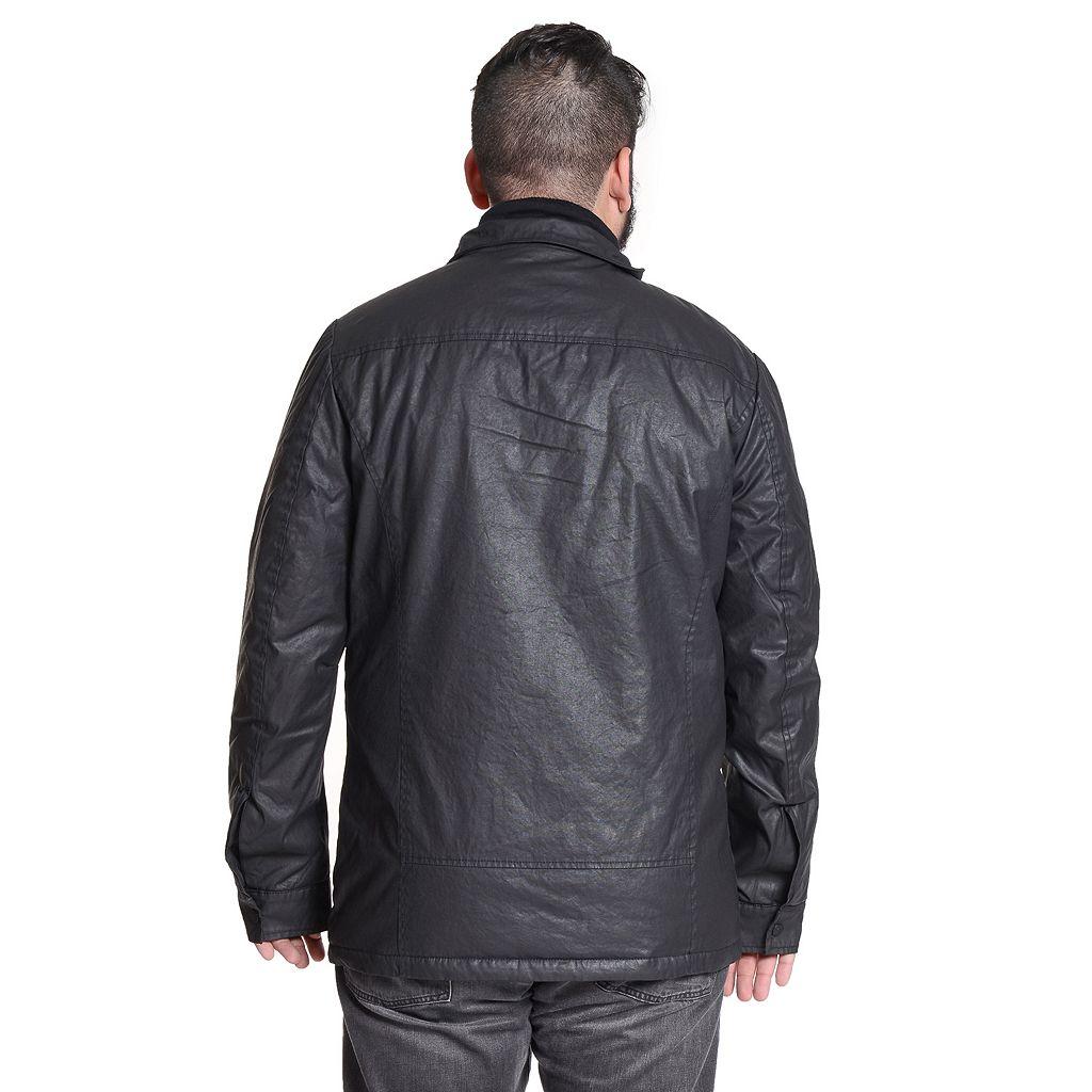 Men's Excelled Coated Jacket
