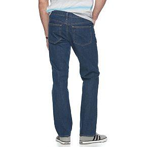 Men's Urban Pipeline? Straight-Fit MaxFlex Jeans