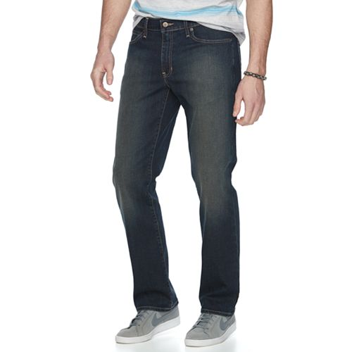 Men's Urban Pipeline® Straight-Fit Flex Jeans