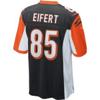Men's Nike Cincinnati Bengals Tyler Eifert Game NFL Replica Jersey