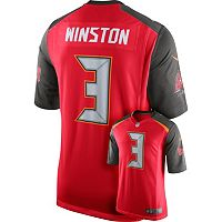 Men's Nike Tampa Bay Buccaneers Jameis Winston Game NFL Replica Jersey