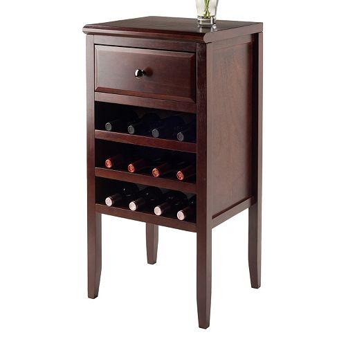 Winsome Orleans Modular Buffet Wine Rack