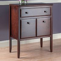 Winsome Orleans Modular Buffet Cabinet
