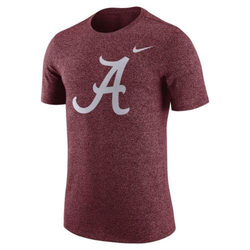 Men's Nike Alabama Crimson Tide Marled Tee