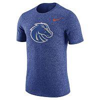 Men's Nike Boise State Broncos Marled Tee