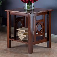Winsome Ollie End Table