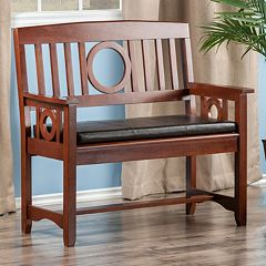 Winsome Ollie Padded Bench