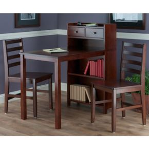 Winsome Tyler High Table & Chair 3-piece Set