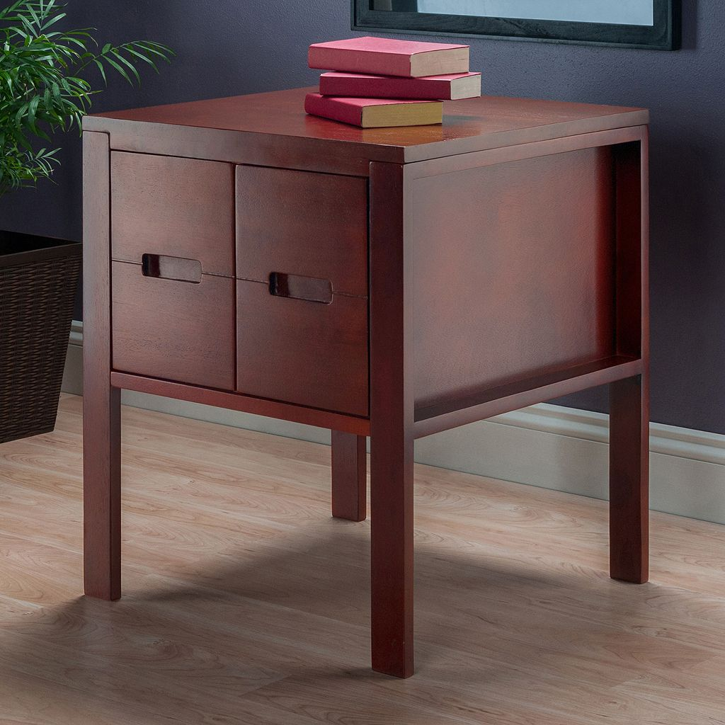 Winsome Bora End Table
