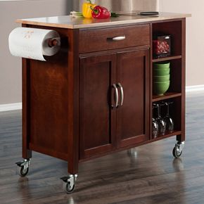 Winsome Mabel Kitchen Cart