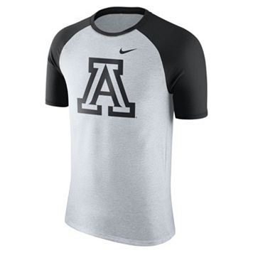 Men's Nike Arizona Wildcats Raglan Tee