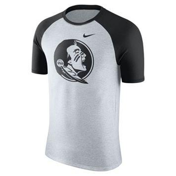 Men's Nike Florida State Seminoles Raglan Tee