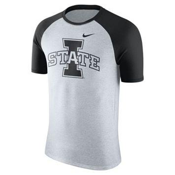 Men's Nike Iowa State Cyclones Raglan Tee