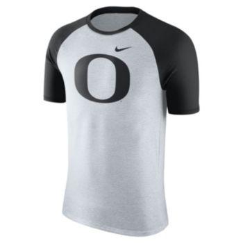 Men's Nike Oregon Ducks Raglan Tee