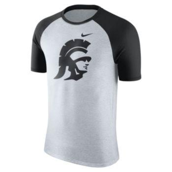 Men's Nike USC Trojans Raglan Tee
