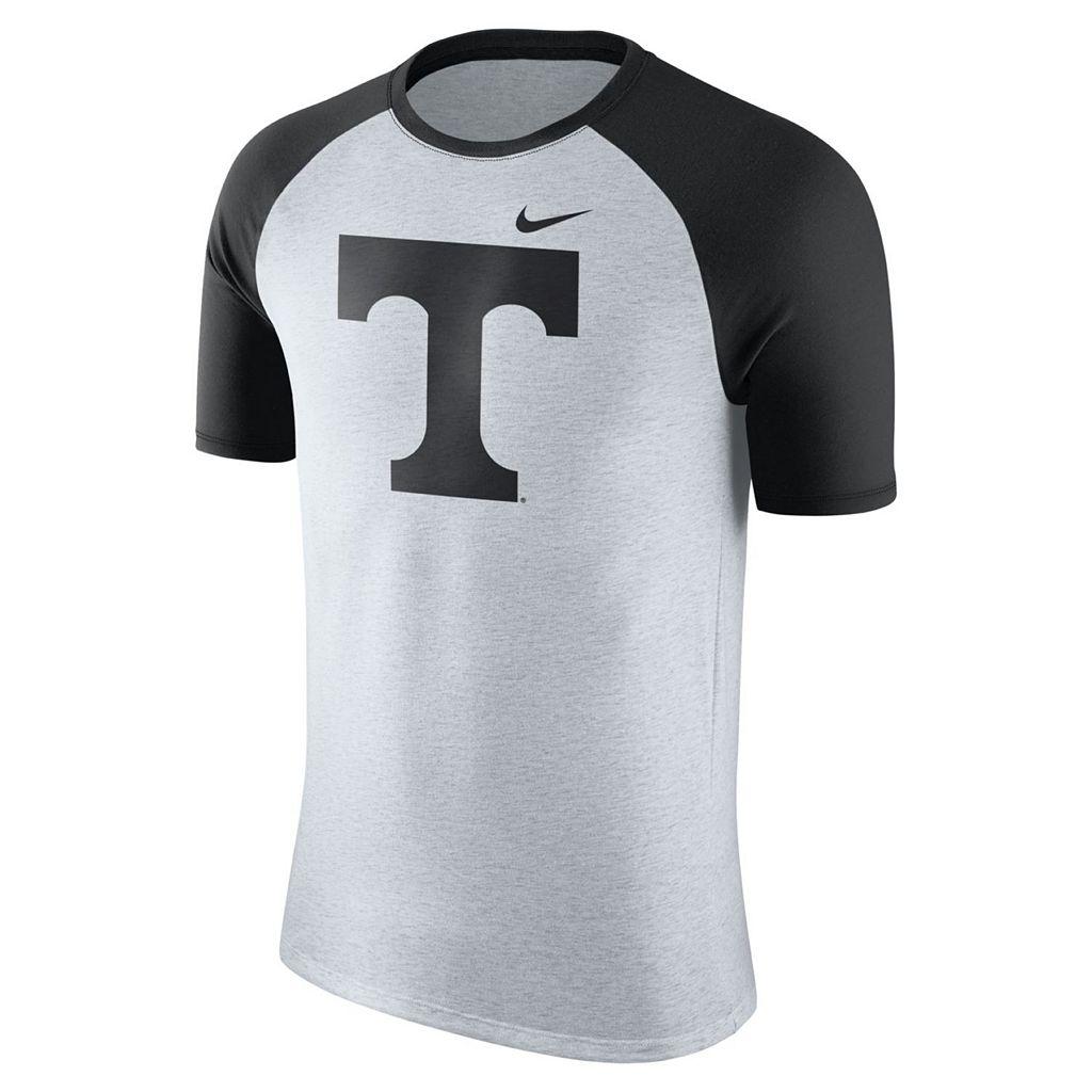 Men's Nike Tennessee Volunteers Raglan Tee