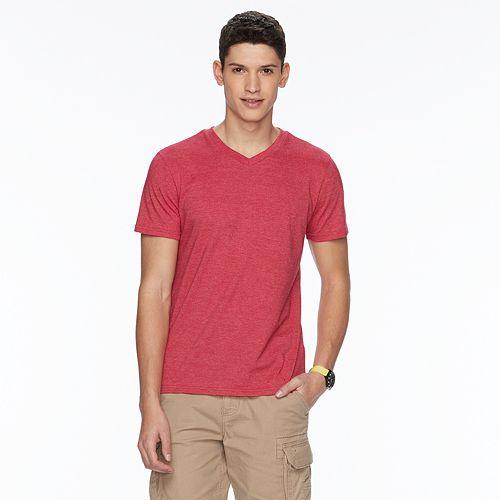 Men's Urban Pipeline™ Ultimate V-Neck Fashion Tee