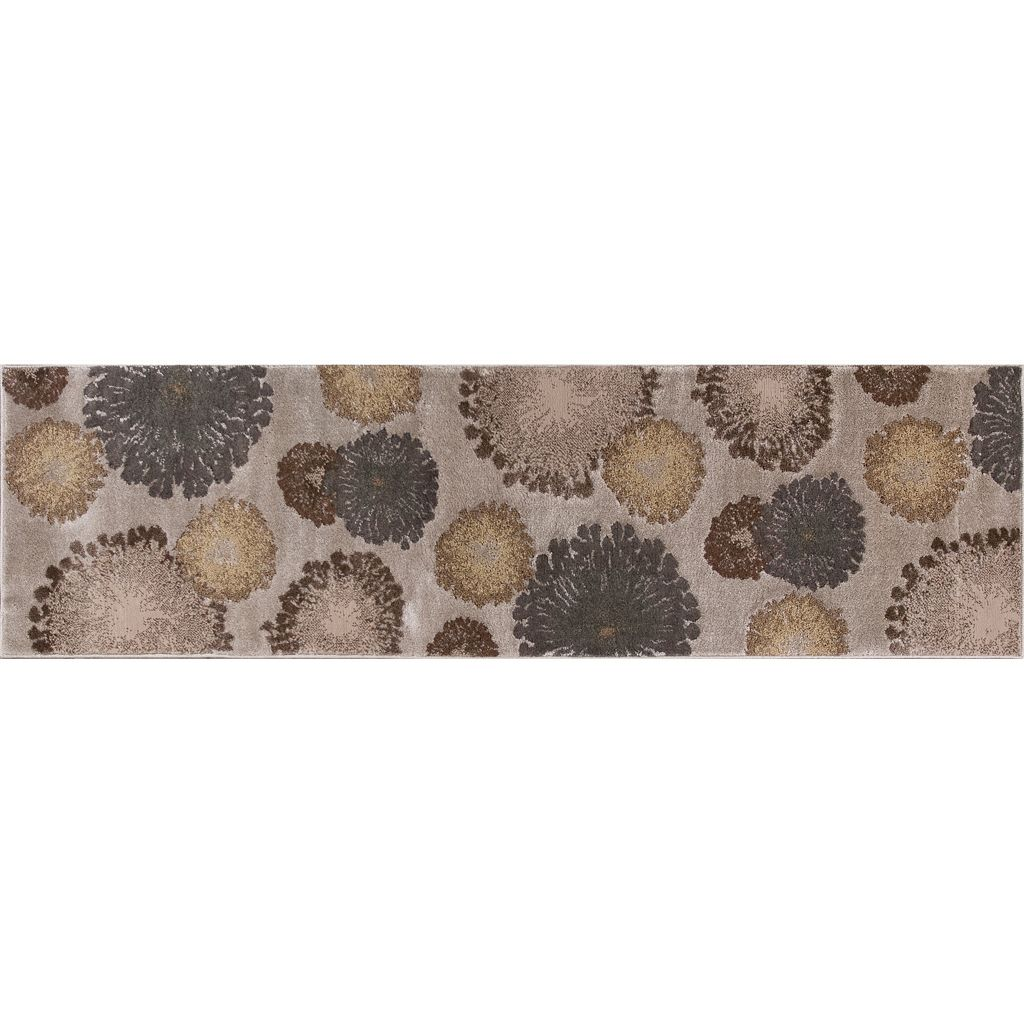 KAS Rugs Donny Osmond Home Timeless Starburst Medallion Rug