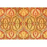 KAS Rugs Lifestyles Firenze Ornate Rug