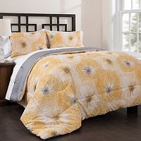 Republic Lily Impression 3-piece Duvet Cover Set
