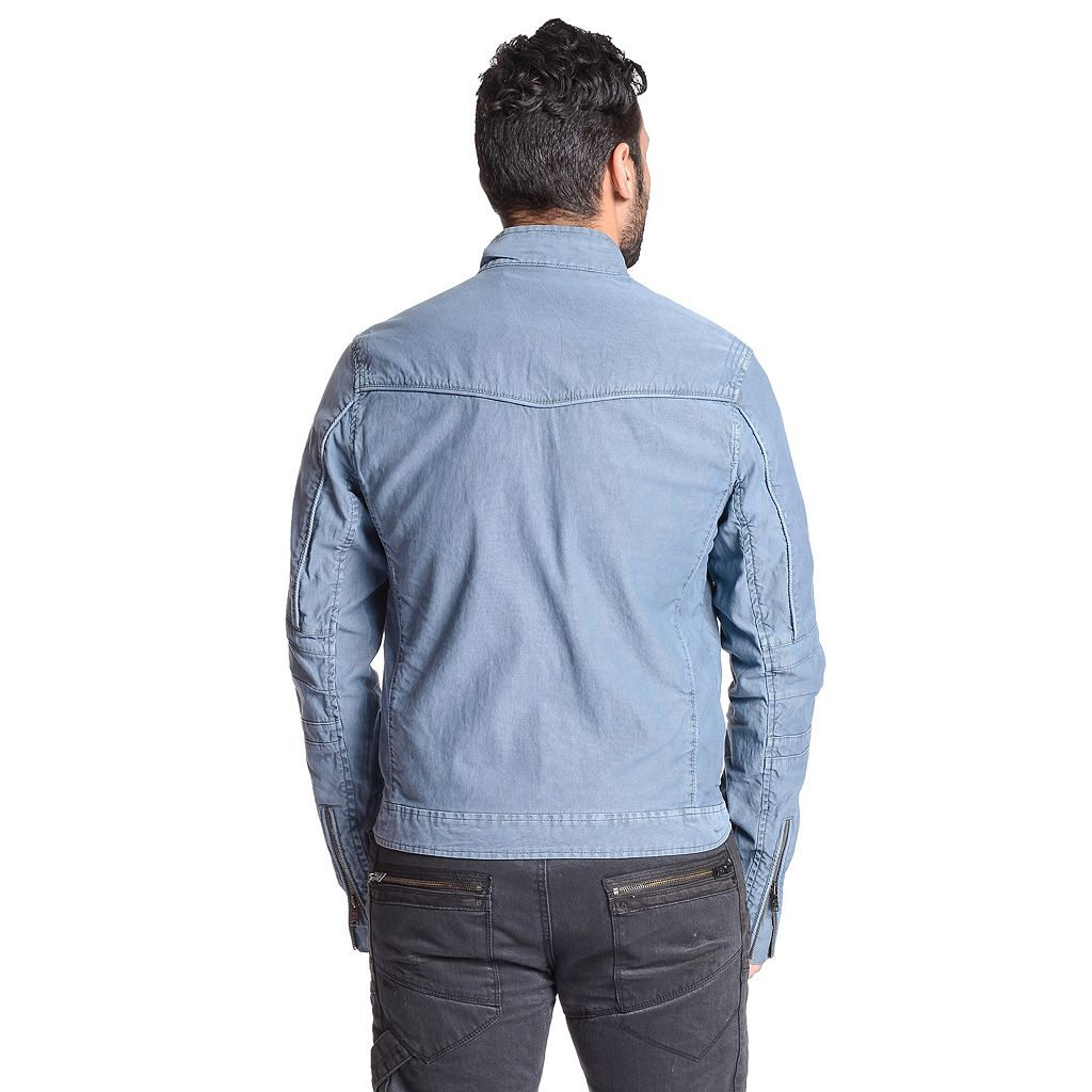 Men's Excelled Micro Cord Bomber Jacket