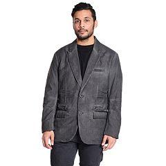 Men's Excelled Gray Classic Tweed Blazer