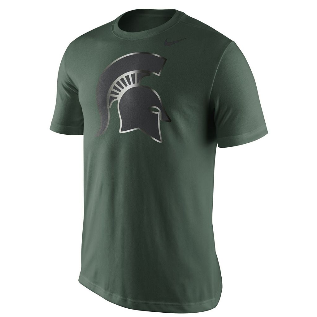 Men's Nike Michigan State Spartans Champ Drive Tee