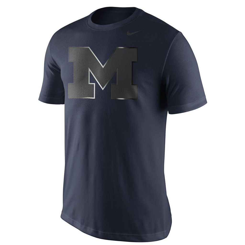 Men's Nike Michigan Wolverines Champ Drive Tee