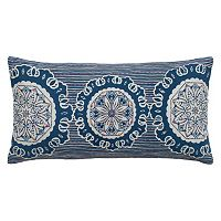Rizzy Home Vintage Geometric Throw Pillow