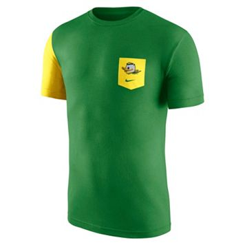 Men's Nike Oregon Ducks Player Pocket Tee