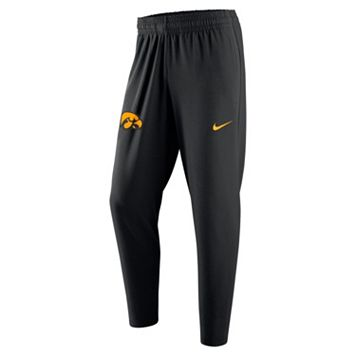 Men's Nike Iowa Hawkeyes Elite Fleece Pants