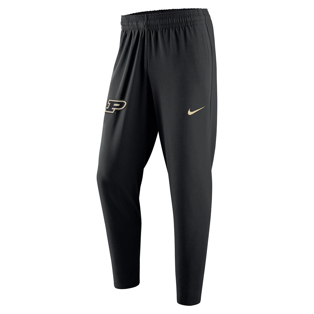 Men's Nike Purdue Boilermakers Elite Fleece Pants