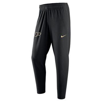 Men's Nike Purdue Boilermakers Elite Fleece Pants