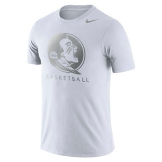 Men's Nike Florida State Seminoles Basketball Tee