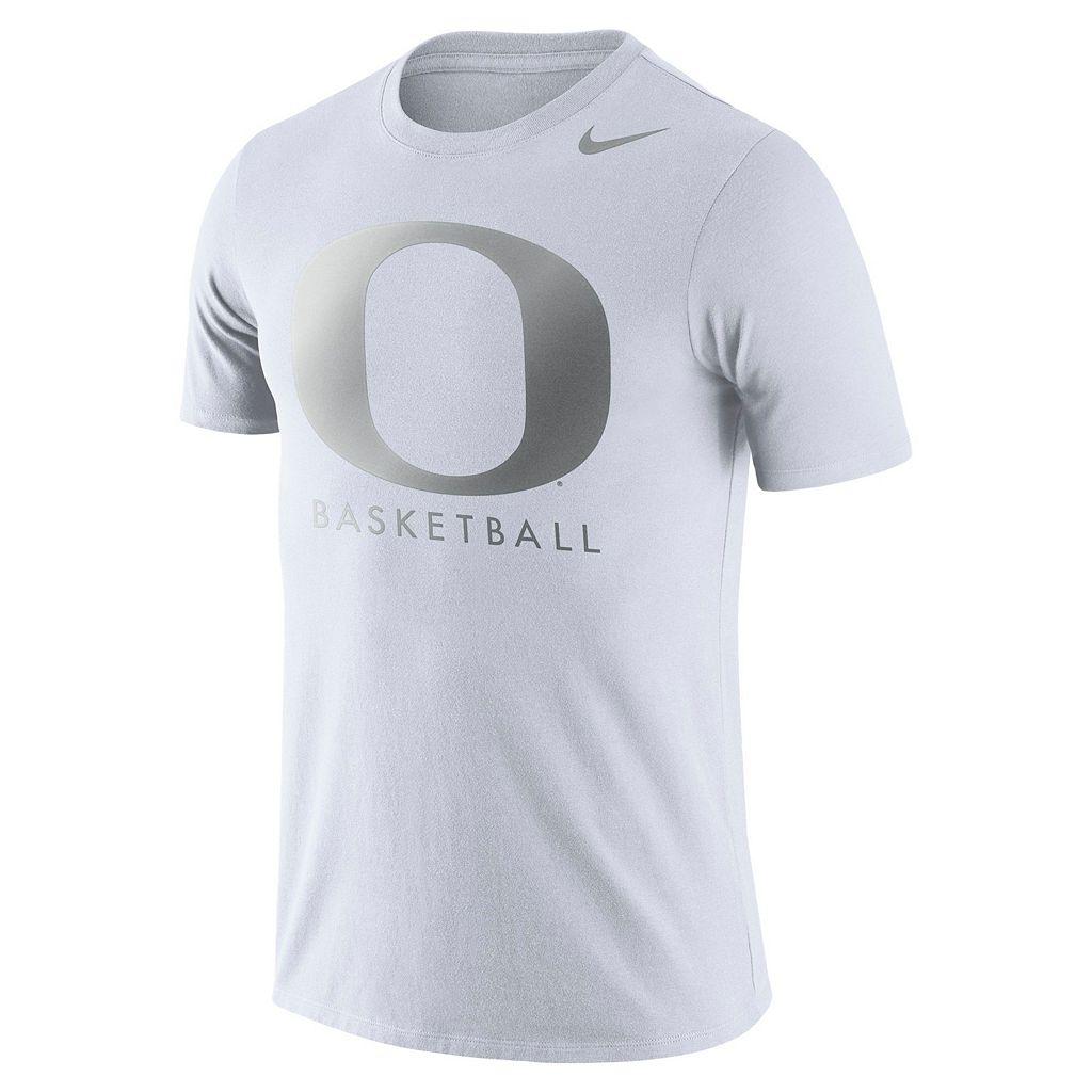 Men's Nike Oregon Ducks Basketball Tee