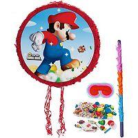 Super Mario Brothers Mario Piñata Kit