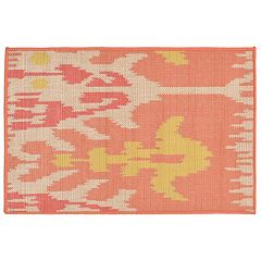 Liora Manne Playa Ikat Indoor Outdoor Rug