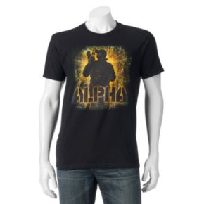 """Men's """"Alpha """" Tee"""