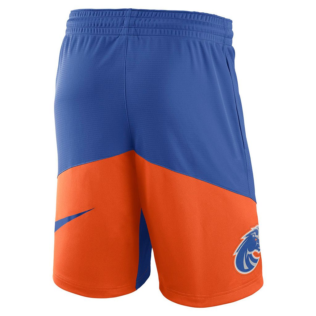Men's Nike Boise State Broncos New Classic Dri-FIT Shorts