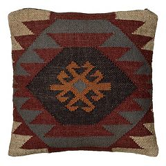 Rizzy Home Southwestern Tribal Throw Pillow